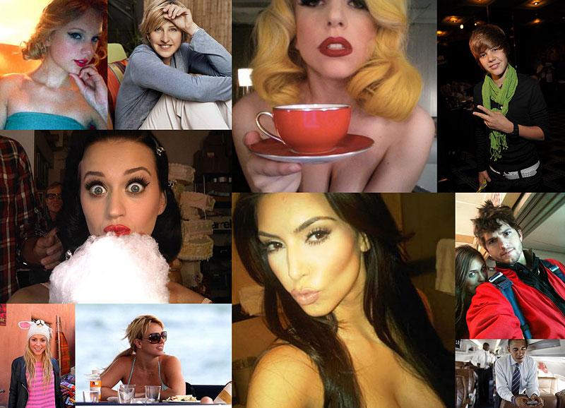 BIGPIC45 Знаменитости, обладающие наибольшими количествами фоллоуверов в Twitter