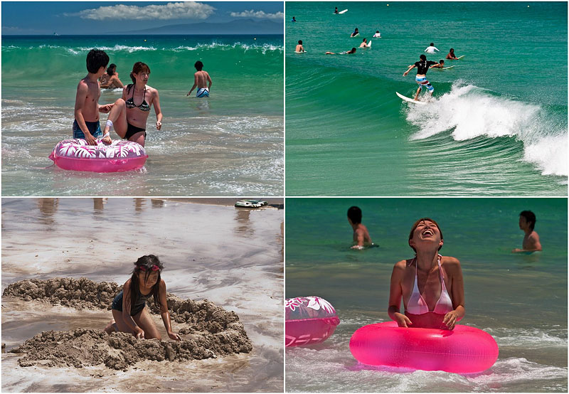 BIGPIC65 Япония: Особенности японского пляжного отдыха