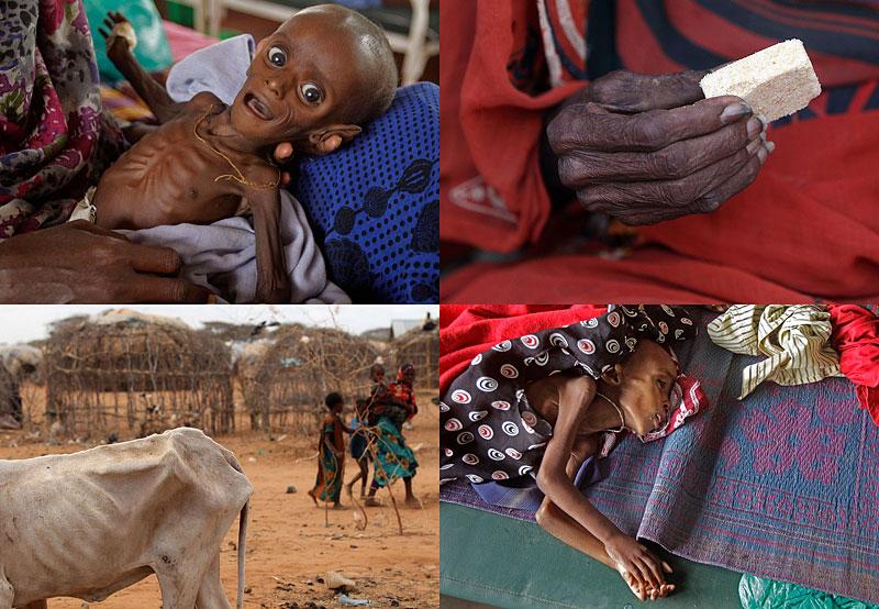 BIGPIC99 Голод в Восточной Африке