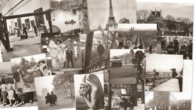 Paris retro 800x450 Париж, который вы никогда не увидите