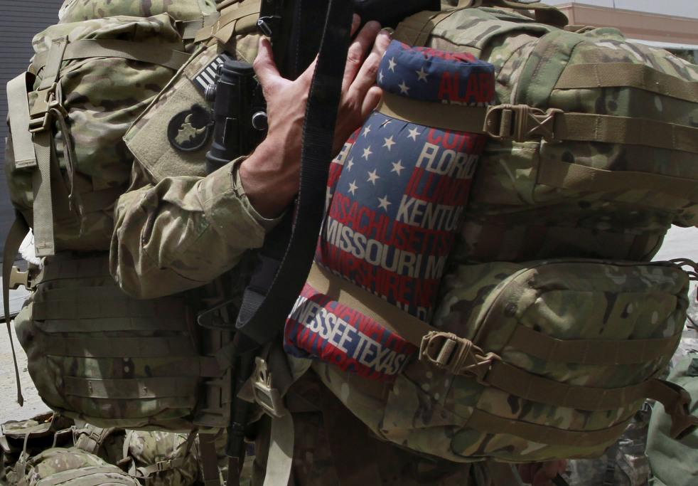 Обама подтвердил, что оставит в Афганистане 9,8 тыс солдат