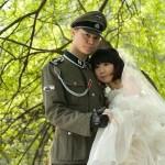 Фашистская свадебная фотосессия в Китае