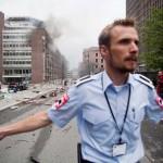 Взрывы в столице Норвегии