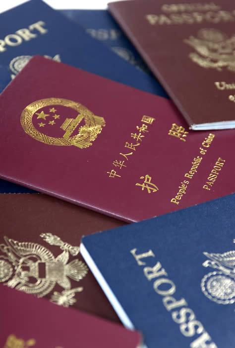 passports1 Terbaik negara untuk pendaftaran kewarganegaraan kedua