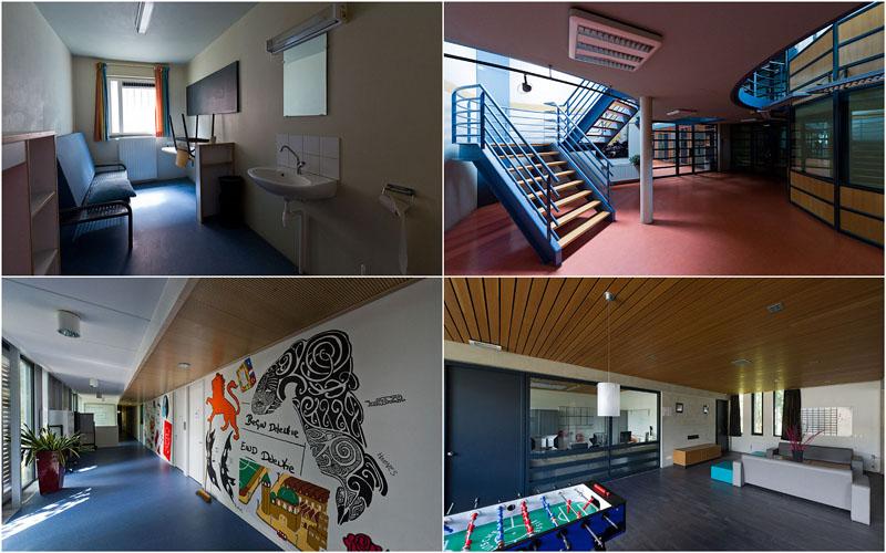 0006 Дом отдыха для заключенных: Голландская тюрьма
