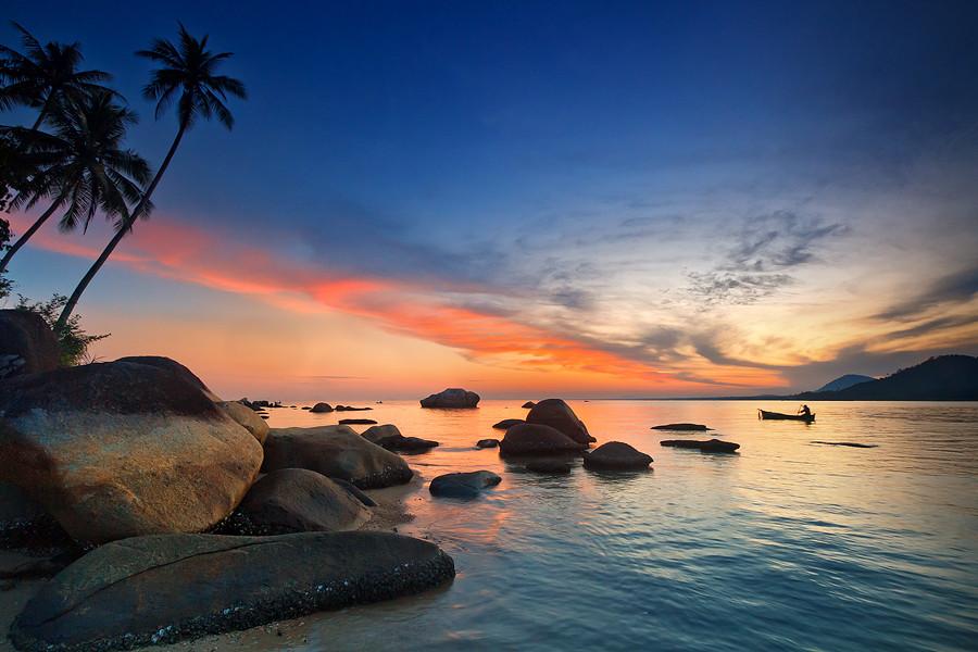 012 Bahasa Indonesia Menarik fotografer lanskap Bobby Bongo