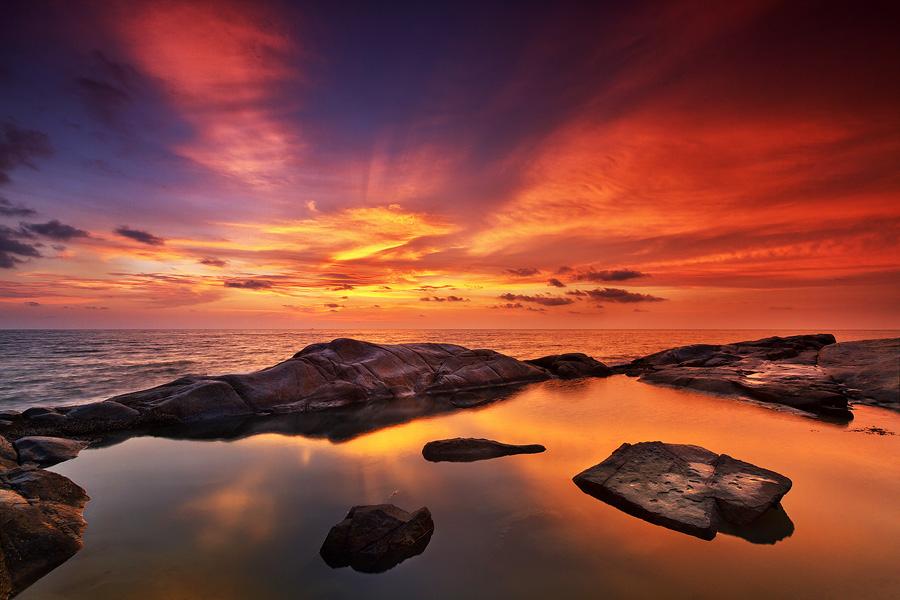 081 Bahasa Indonesia Menarik fotografer lanskap Bobby Bongo