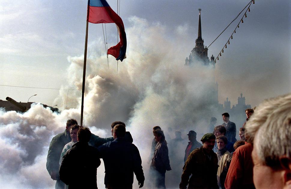 10126 Дни Свободы: Россия в 90 е
