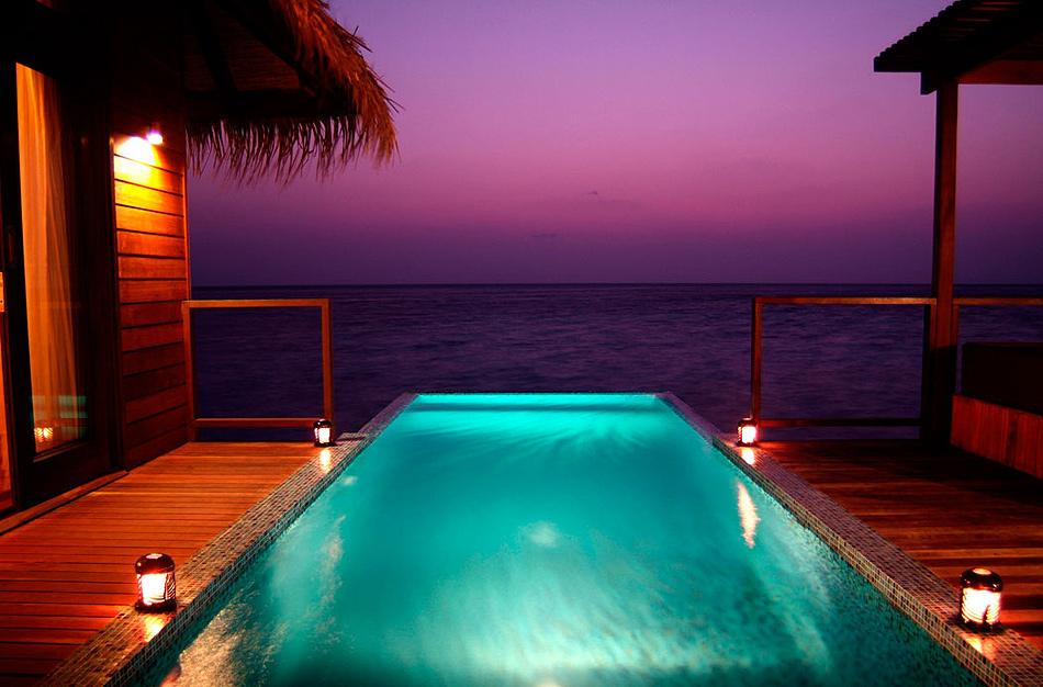 1017 Отель Coco Palm Bodu Hithi на Мальдивах