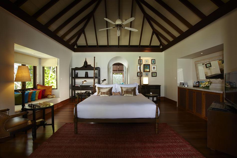 103 Anantara Kihavah Villas – роскошный отель на Мальдивах