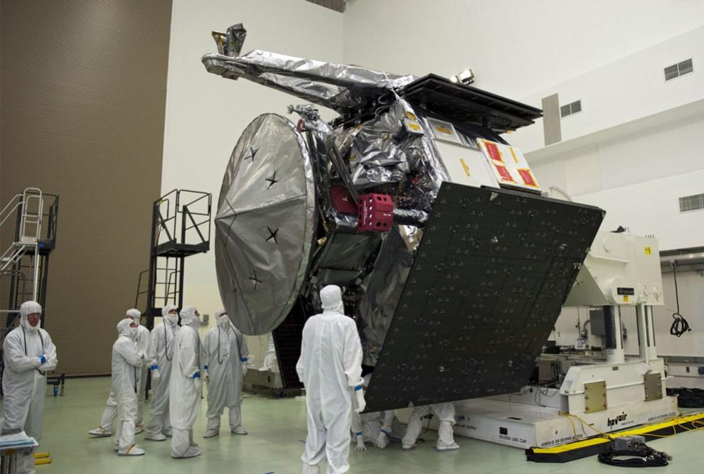 1070 990x667 НАСА после полетной программы шаттлов