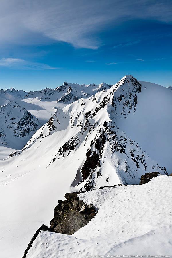 Зёльден: глоток зимней свежести