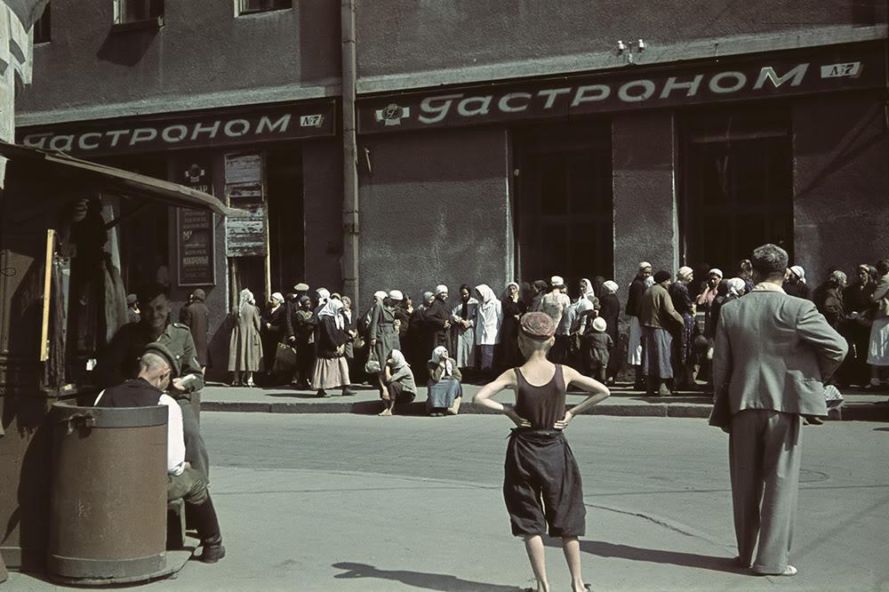 11000000 Харьков времен немецкой оккупации в цвете