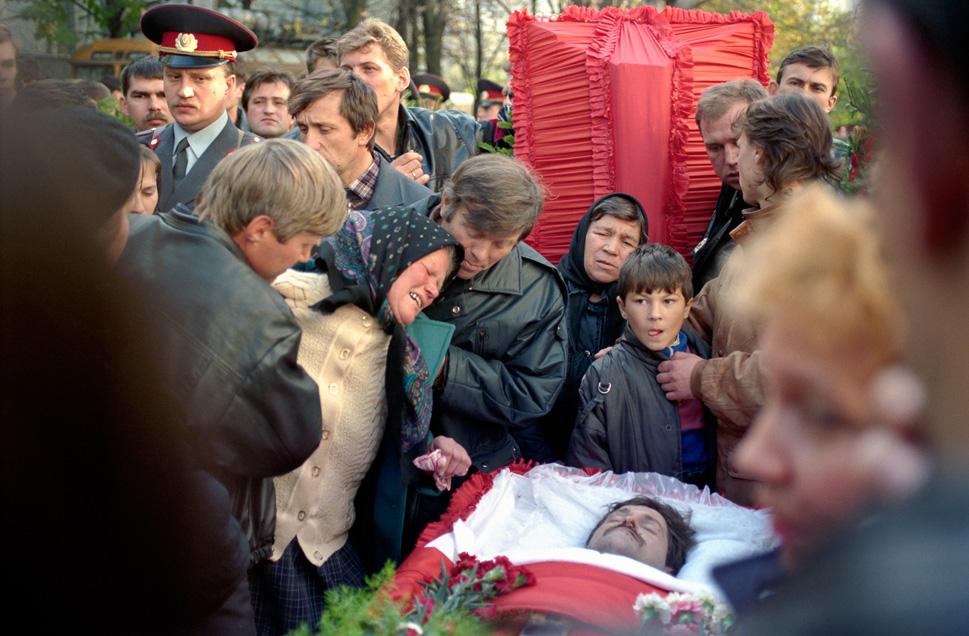 11161 Дни Свободы: Россия в 90 е