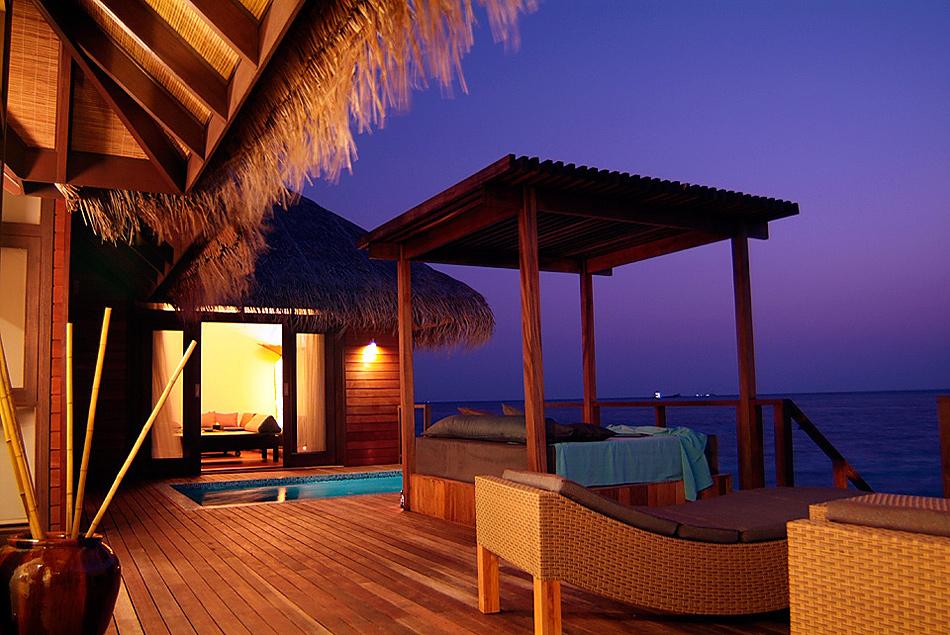 1121 Отель Coco Palm Bodu Hithi на Мальдивах