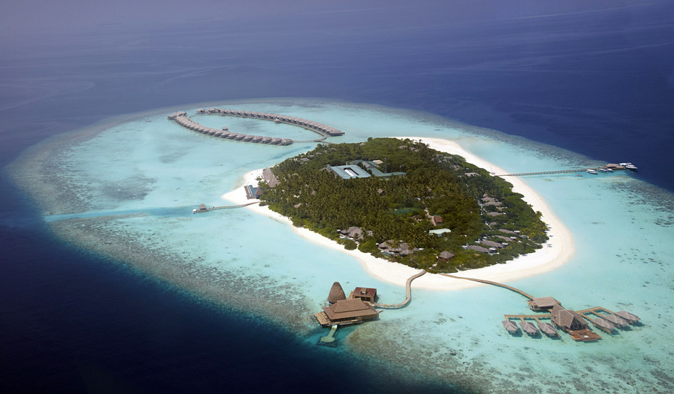 114 Anantara Kihavah Villas – роскошный отель на Мальдивах