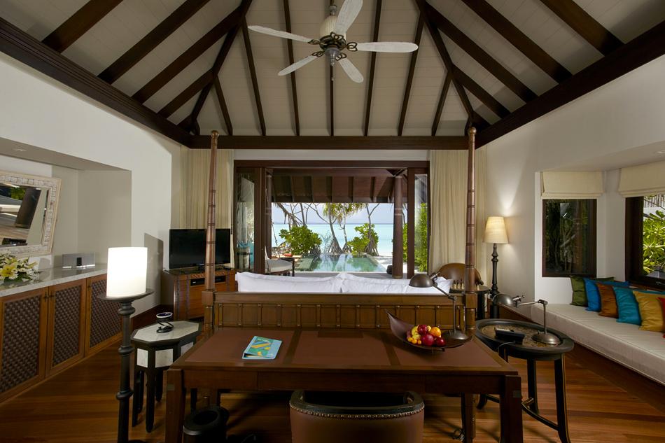 115 Anantara Kihavah Villas – роскошный отель на Мальдивах