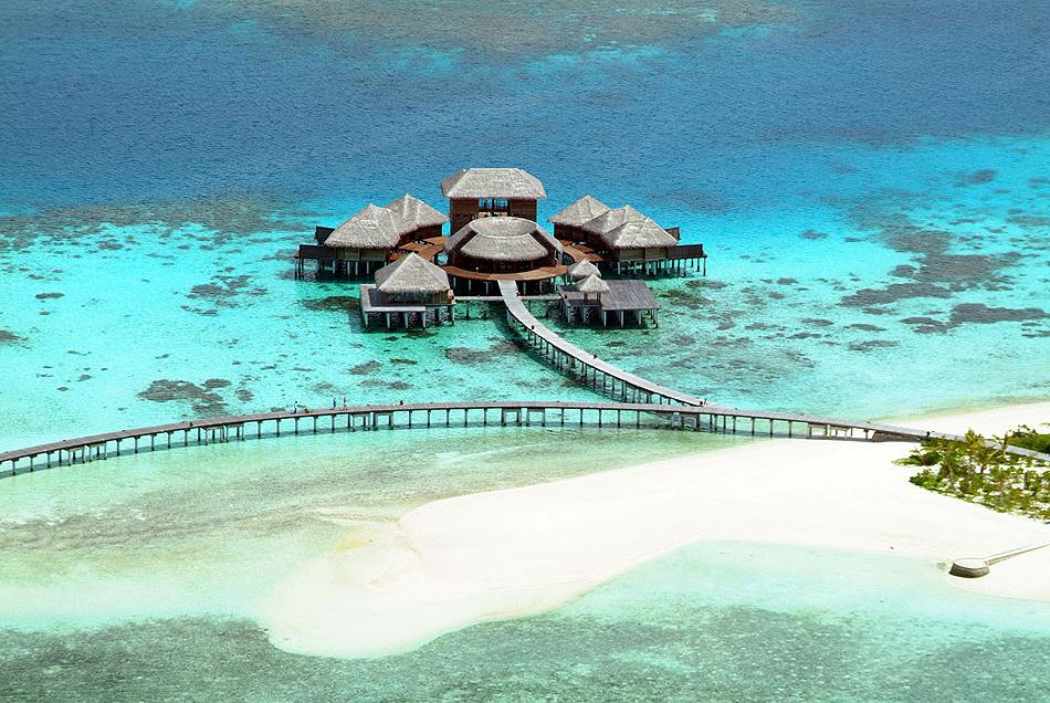 1216 Отель Coco Palm Bodu Hithi на Мальдивах