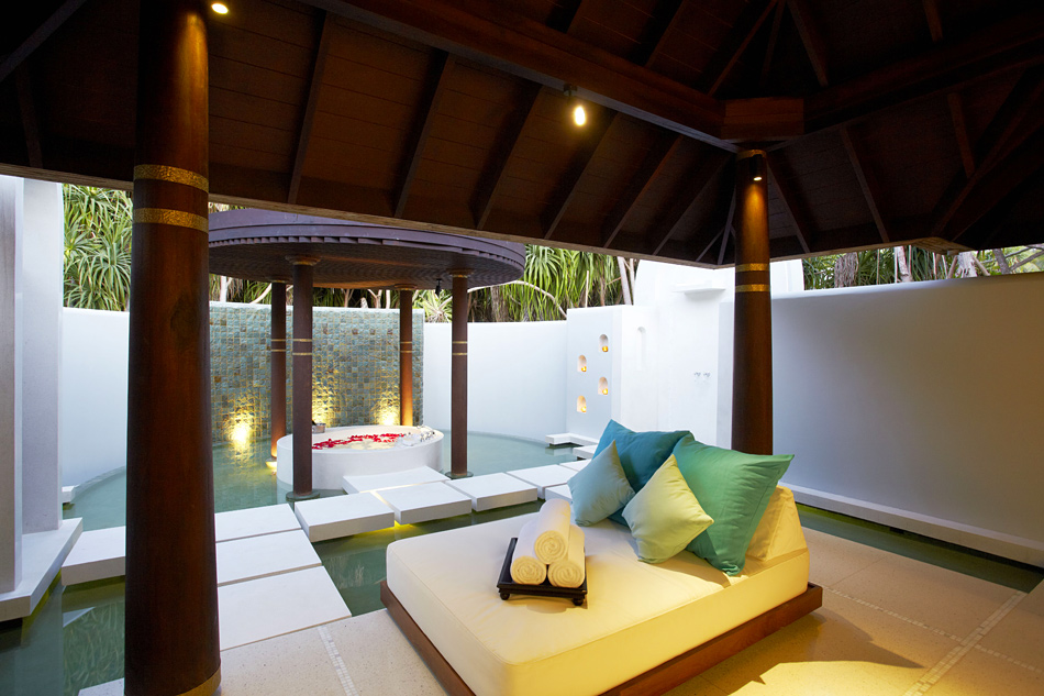 123 Anantara Kihavah Villas – роскошный отель на Мальдивах