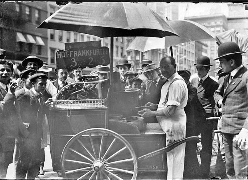 История нью-йоркских хот-догов
