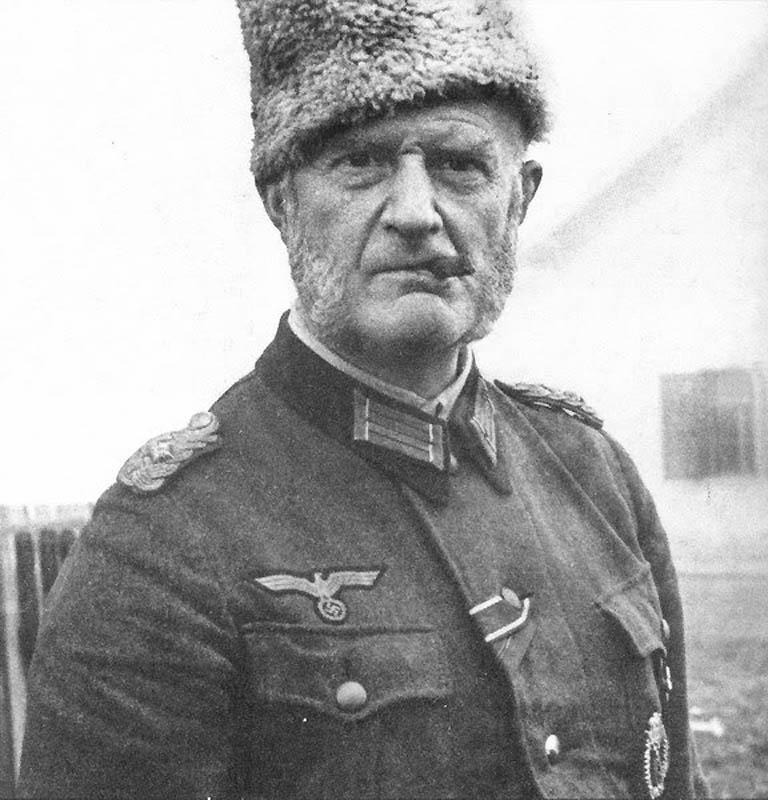 1292 Офицеры Казачьей Кавалерийской дивизии