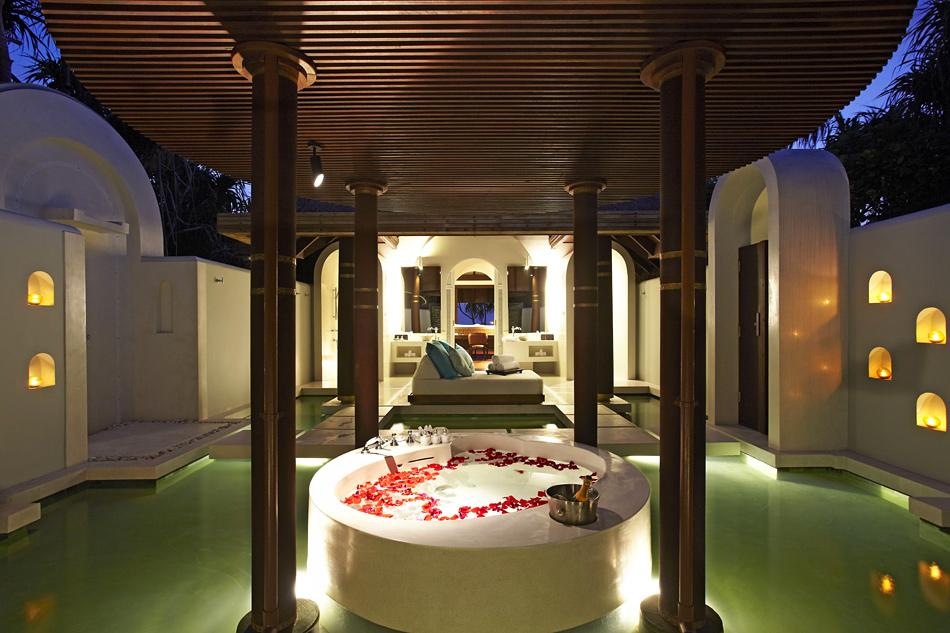 133 Anantara Kihavah Villas – роскошный отель на Мальдивах