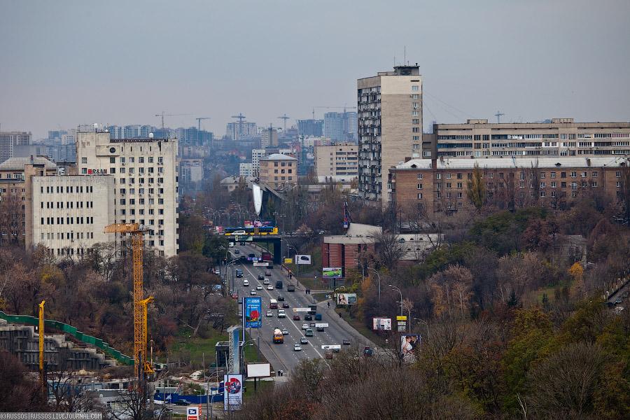 Родина-мать в Киеве