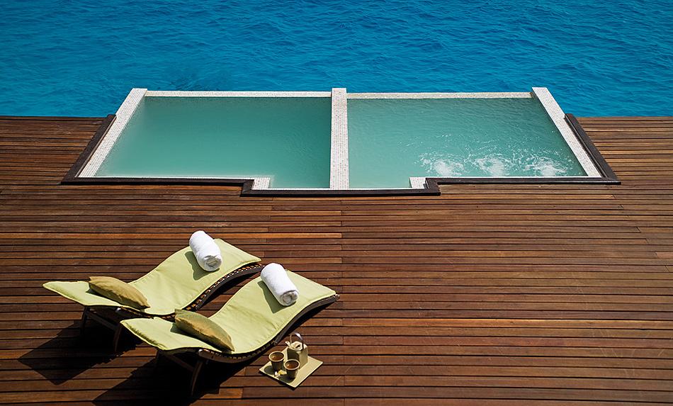 1414 Отель Coco Palm Bodu Hithi на Мальдивах