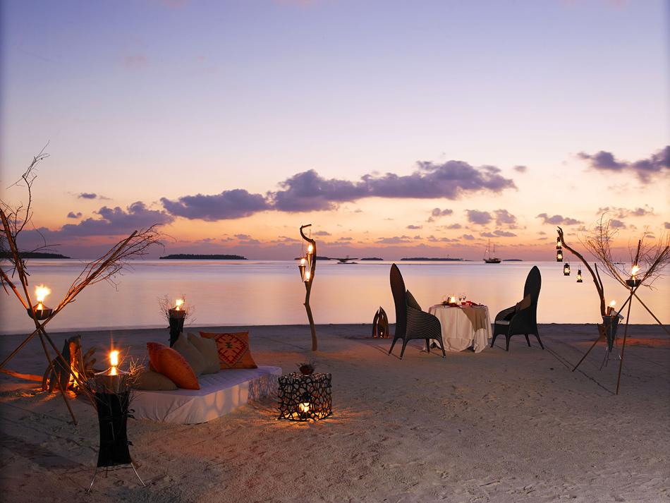 142 Anantara Kihavah Villas – роскошный отель на Мальдивах