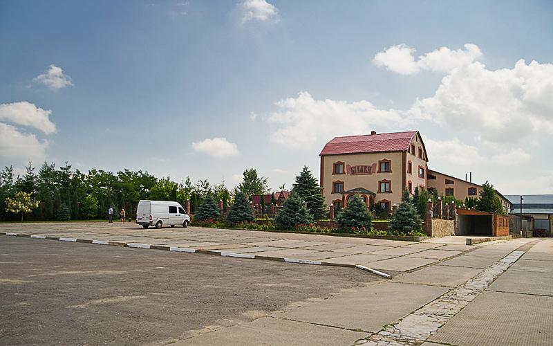 Страусиная ферма Билаки. Самбор. Украина