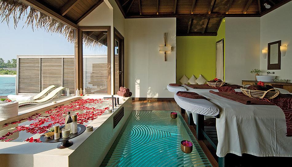 1514 Отель Coco Palm Bodu Hithi на Мальдивах