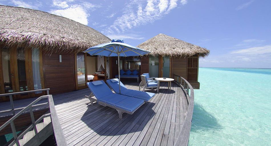 152 Anantara Kihavah Villas – роскошный отель на Мальдивах