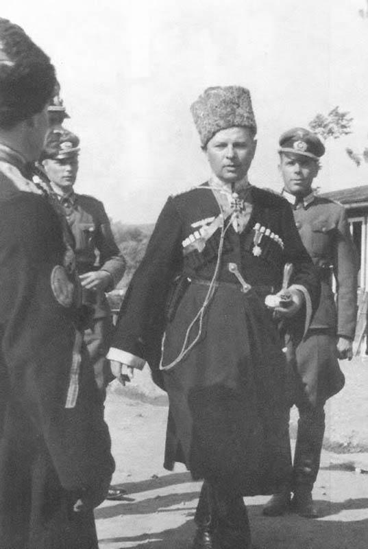 1570 Офицеры Казачьей Кавалерийской дивизии