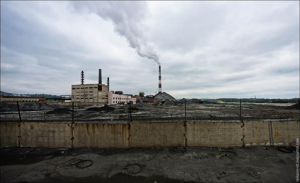 Карабаш — самый грязный город планеты