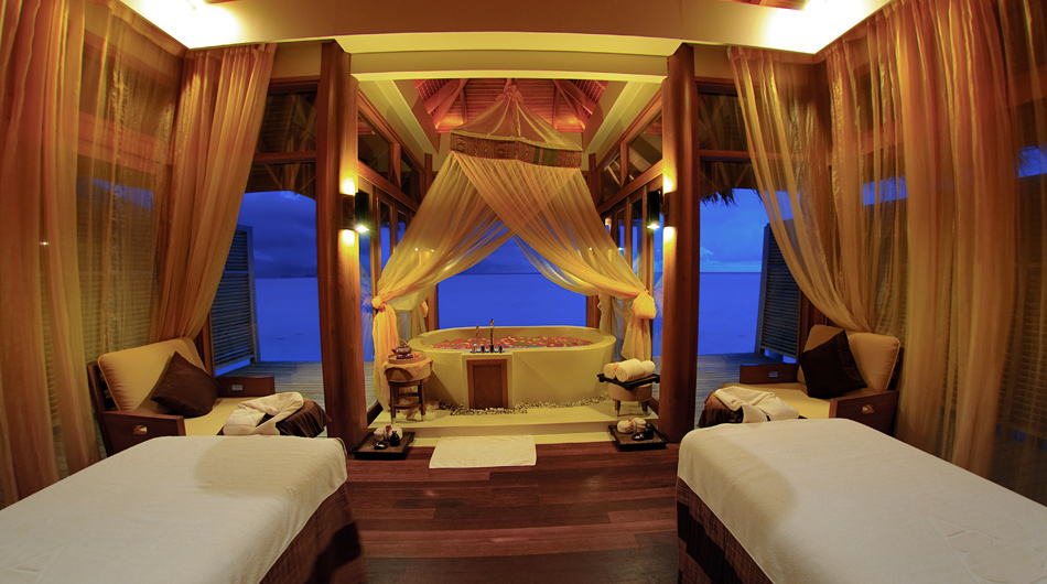 162 Anantara Kihavah Villas – роскошный отель на Мальдивах