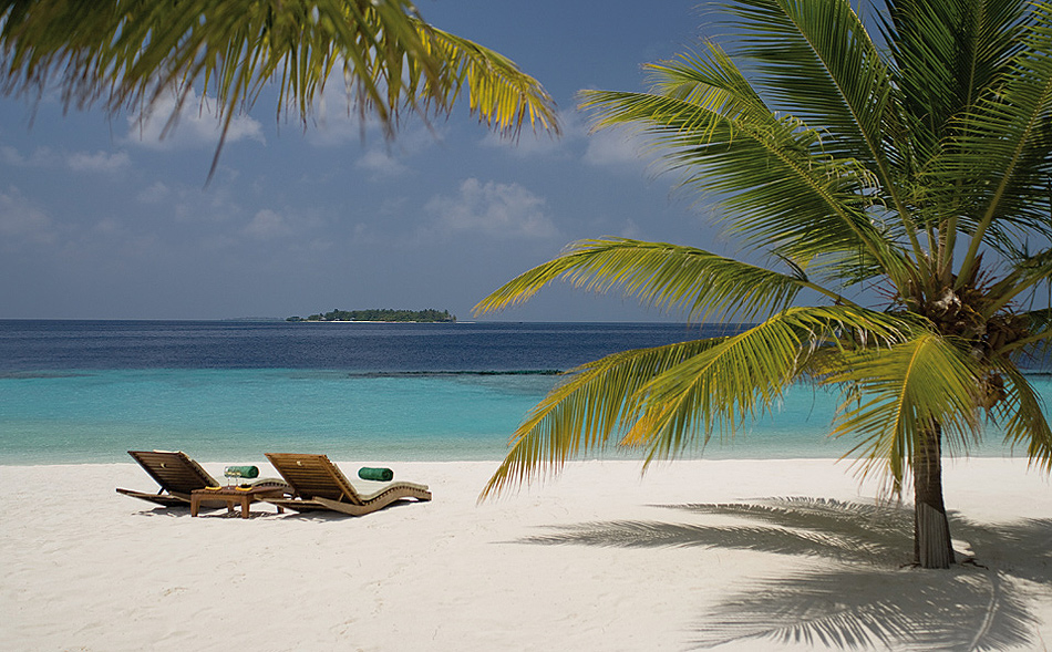 1714 Отель Coco Palm Bodu Hithi на Мальдивах