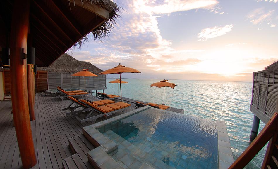 172 Anantara Kihavah Villas – роскошный отель на Мальдивах
