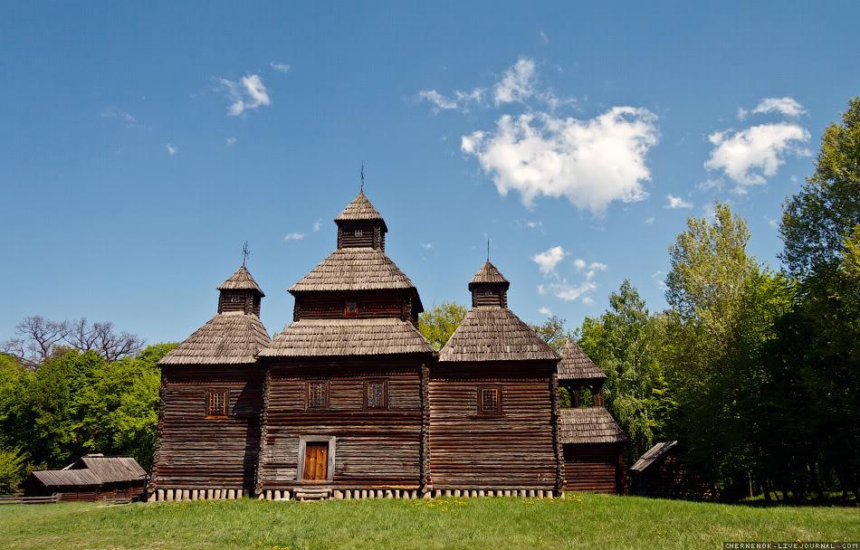 Три дня в Киеве: день 3 (музей Пирогово)