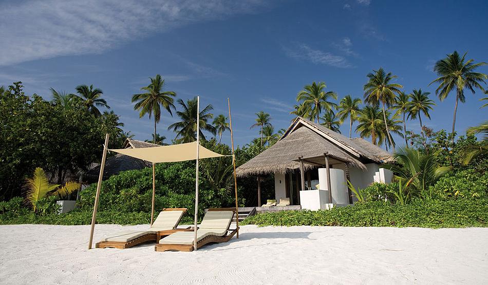 1813 Отель Coco Palm Bodu Hithi на Мальдивах