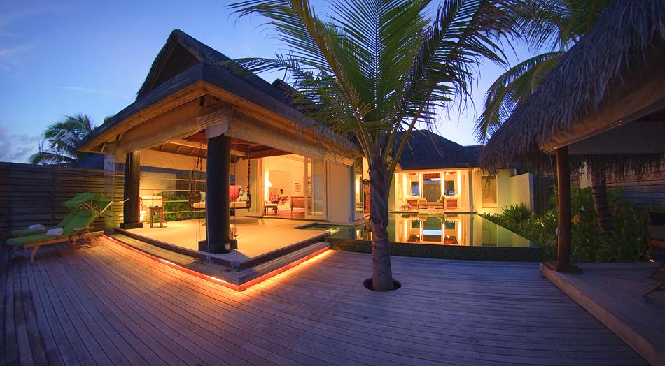 182 Anantara Kihavah Villas – роскошный отель на Мальдивах