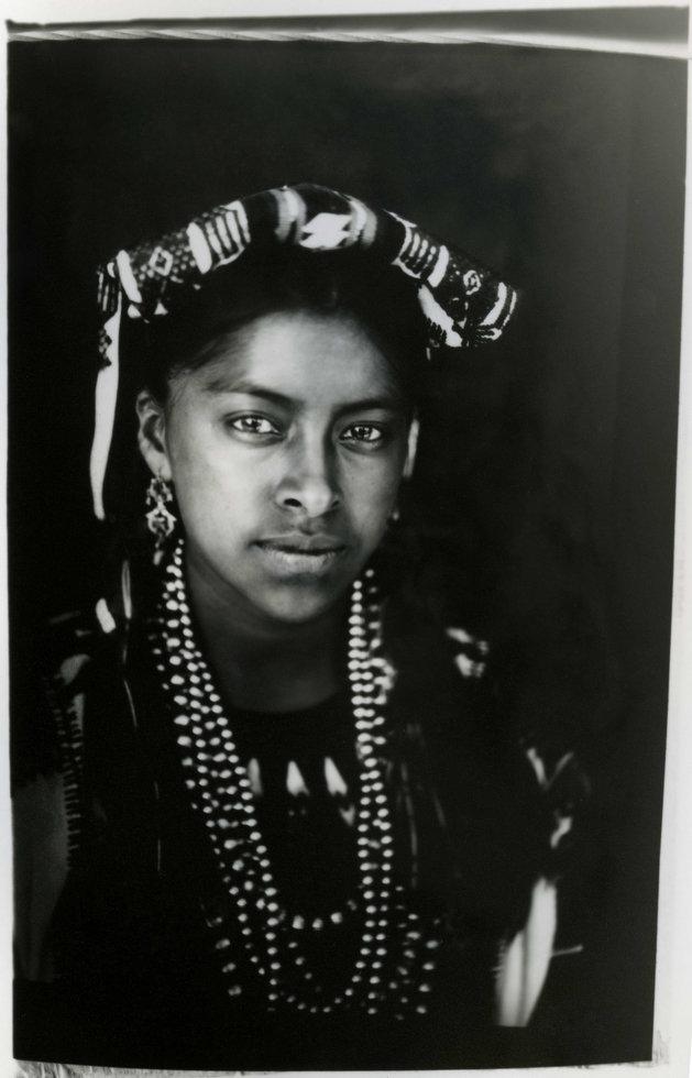Девушки народа майя