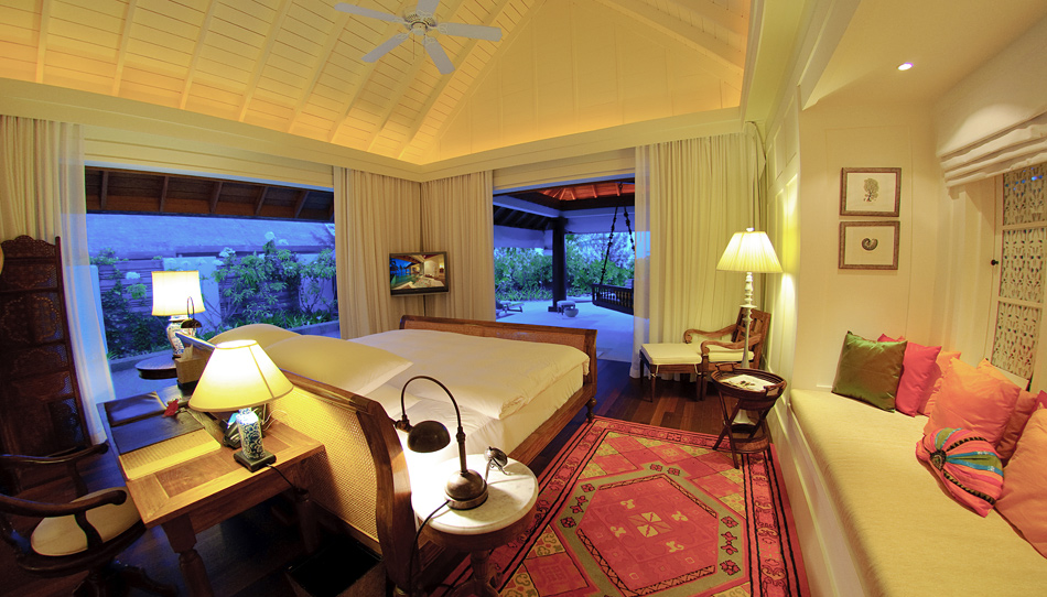 192 Anantara Kihavah Villas – роскошный отель на Мальдивах