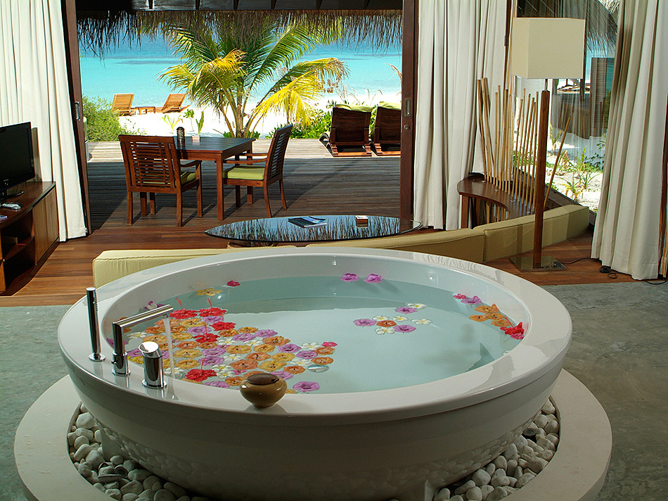 2011 Отель Coco Palm Bodu Hithi на Мальдивах