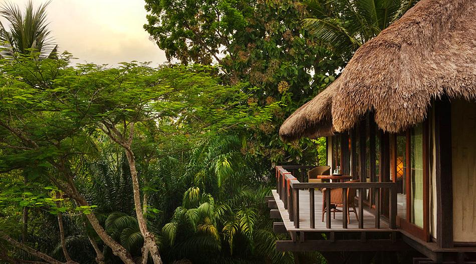 Como Shambhala Resort – мир уединения и спокойствия на Бали