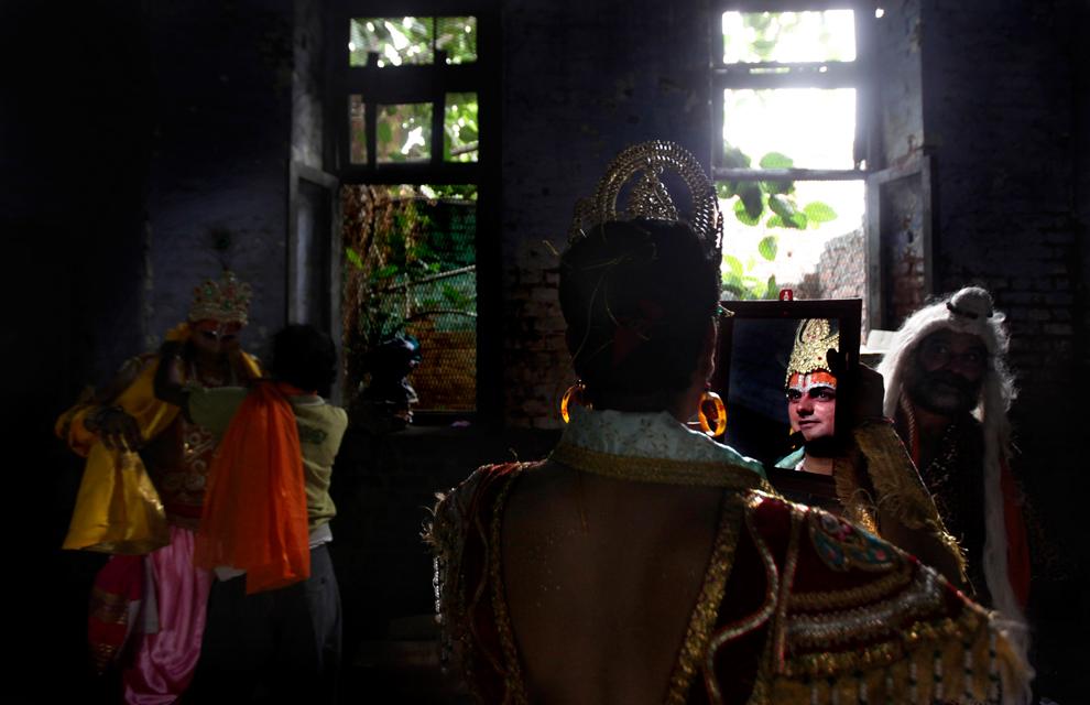 2078 Индийский фестиваль Кришна джанмаштами
