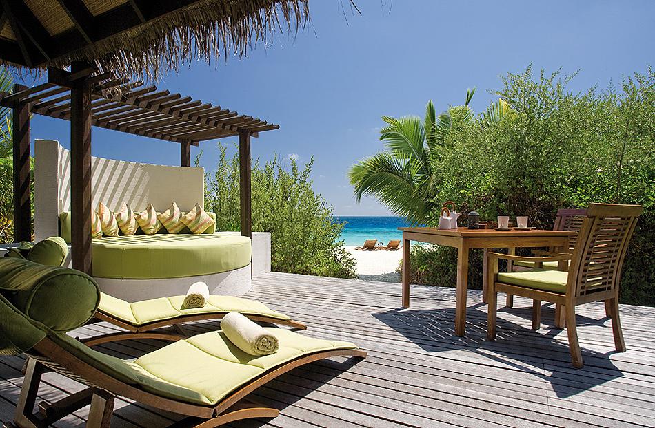 2115 Отель Coco Palm Bodu Hithi на Мальдивах