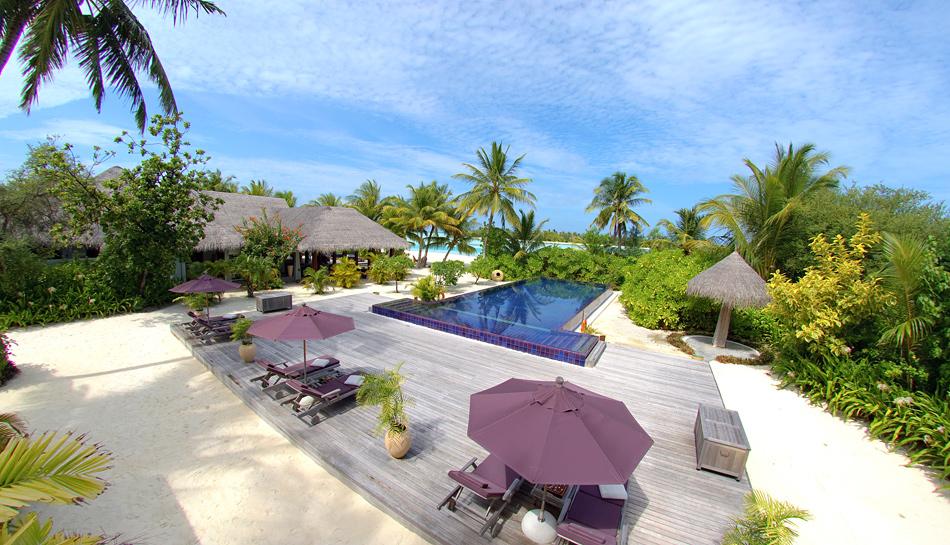 214 Anantara Kihavah Villas – роскошный отель на Мальдивах