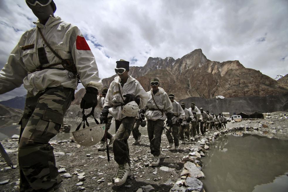 2145 Ситуация в Кашмире