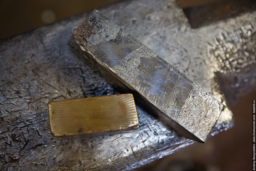 Из какого металла сделать нож фото 282