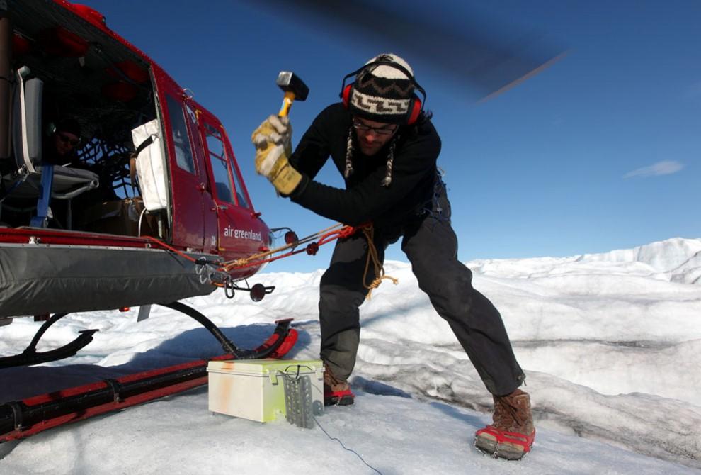 2296 990x670 Ледяная Гренландия...или уже не ледяная?